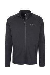 Macpac Tennyson 320 Merino Jacket — Men's, Black, hi-res