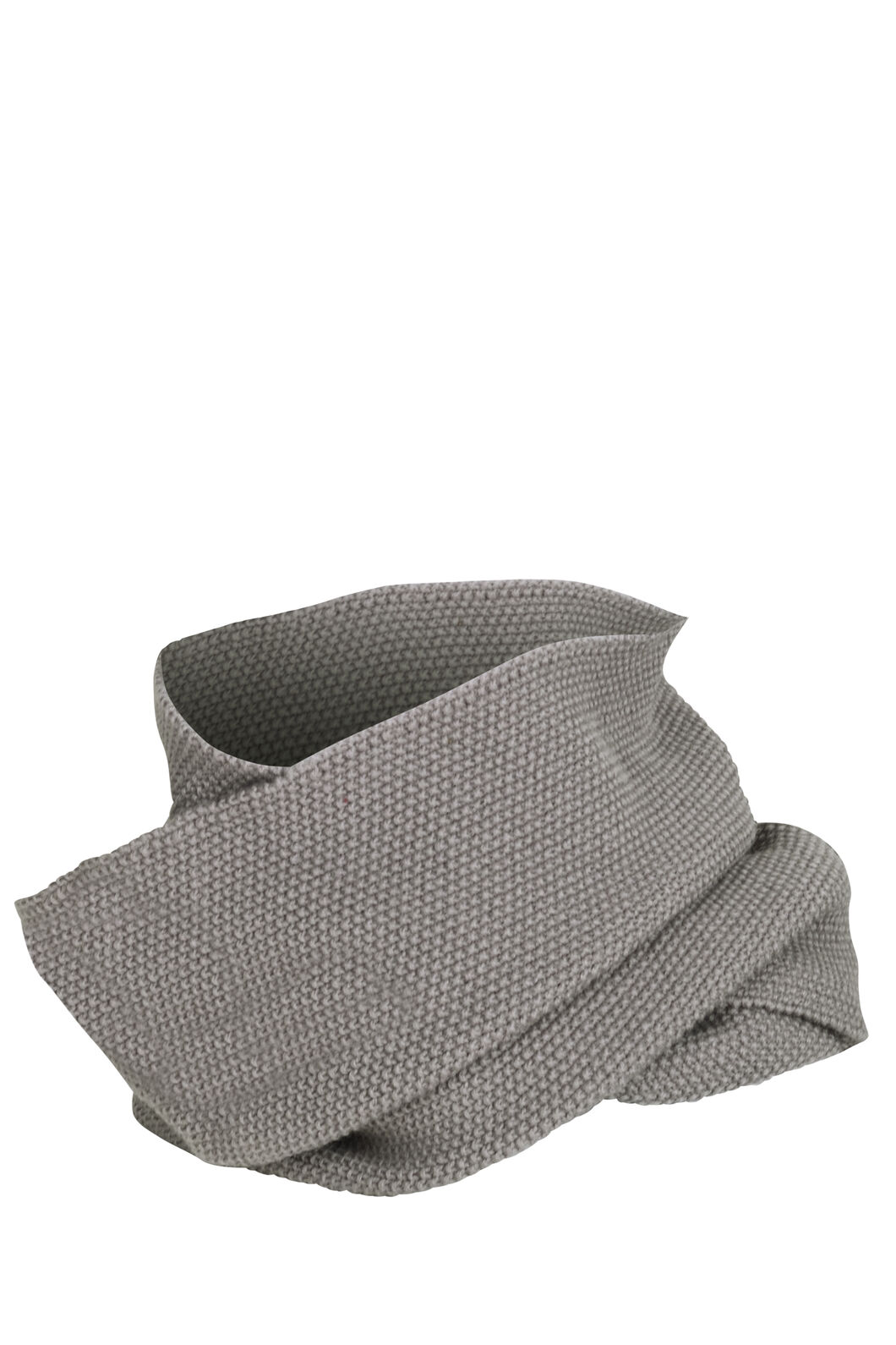 Macpac Pearl Knit Infinity Scarf, Timberwolf, hi-res