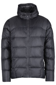 Sundowner Hooded HyperDRY™ Down Jacket - Men's, Black, hi-res