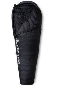 Macpac Standard Dusk 400 Down Sleeping Bag, Anthracite, hi-res