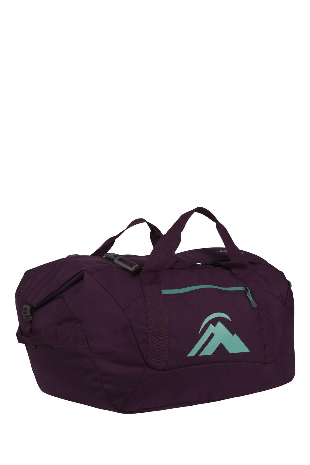 Macpac Duffel 80L 1.1, Potent Purple, hi-res