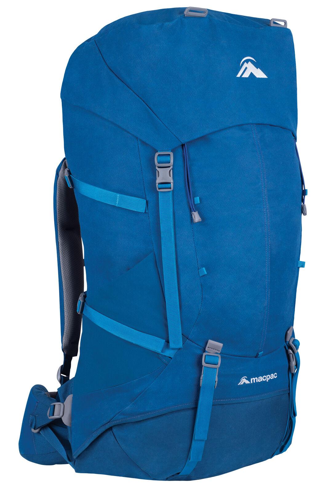 Macpac Cascade 75L AzTec® Hiking Pack, Poseidon, hi-res