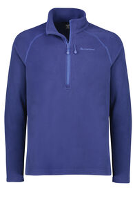 Tui Fleece Pullover - Men's, Medieval Blue, hi-res
