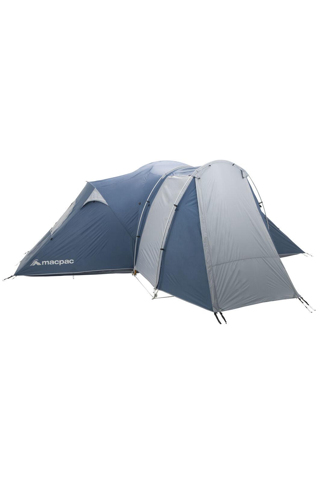 Aquila Camping Tent, Navy, hi-res