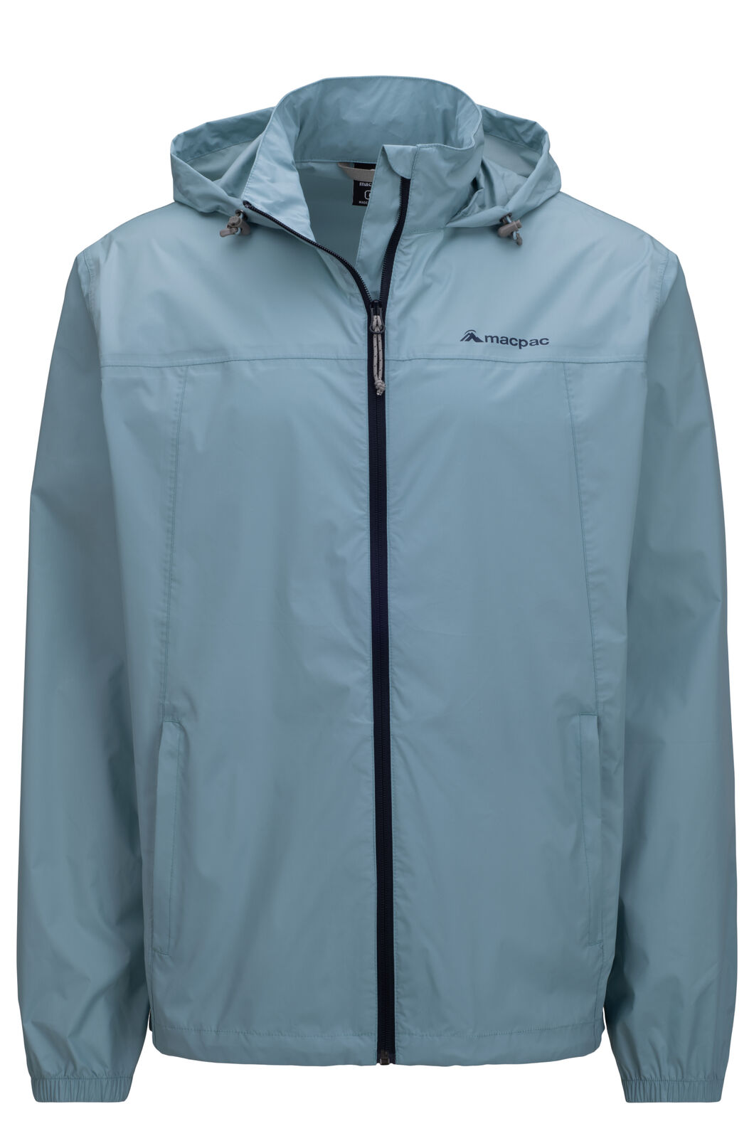 Macpac Pack-It-Jacket, Tourmaline, hi-res