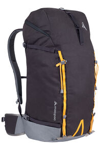 Macpac Pursuit 40L AzTec® Alpine Pack, Licorice, hi-res