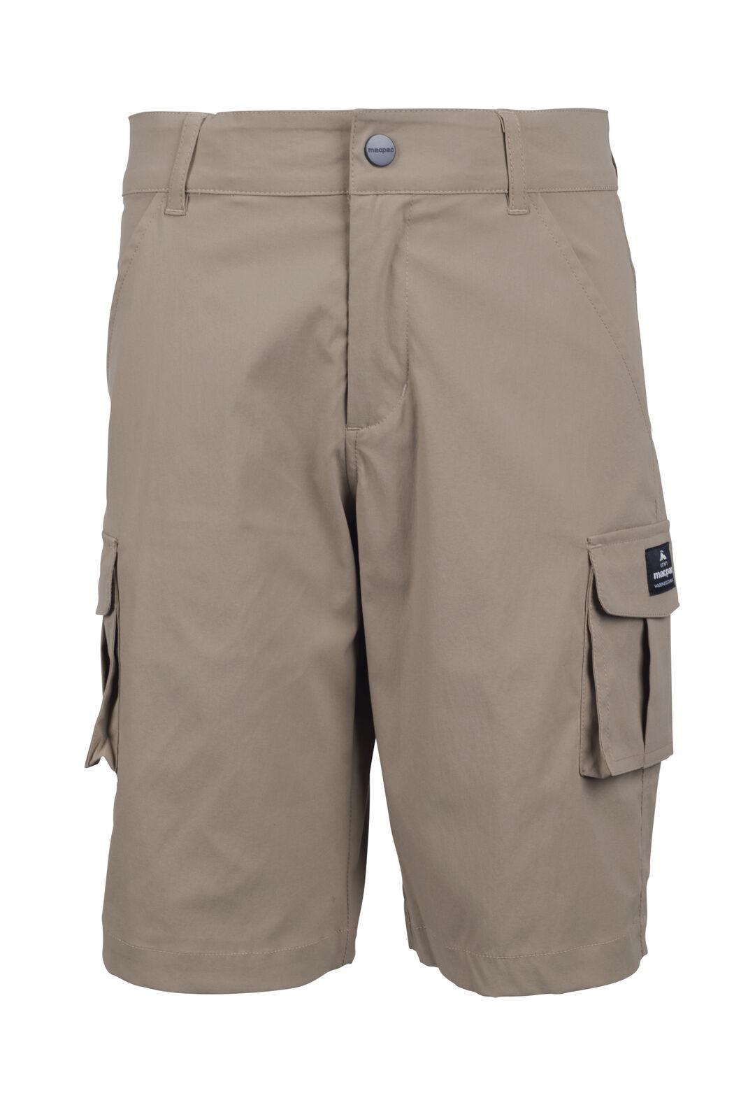 Lil Drifter Shorts - Kids', Lead Grey, hi-res