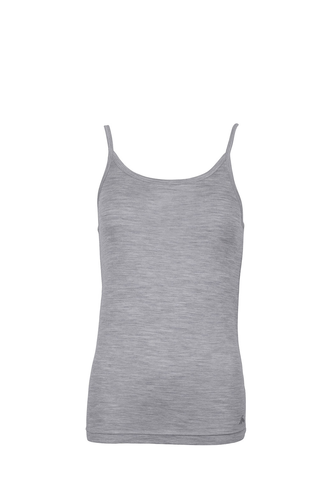 Macpac 150 Merino Camisole — Women's, Light Grey Marle, hi-res