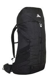 Macpac Rhyolite 47L Hiking Pack, Black, hi-res