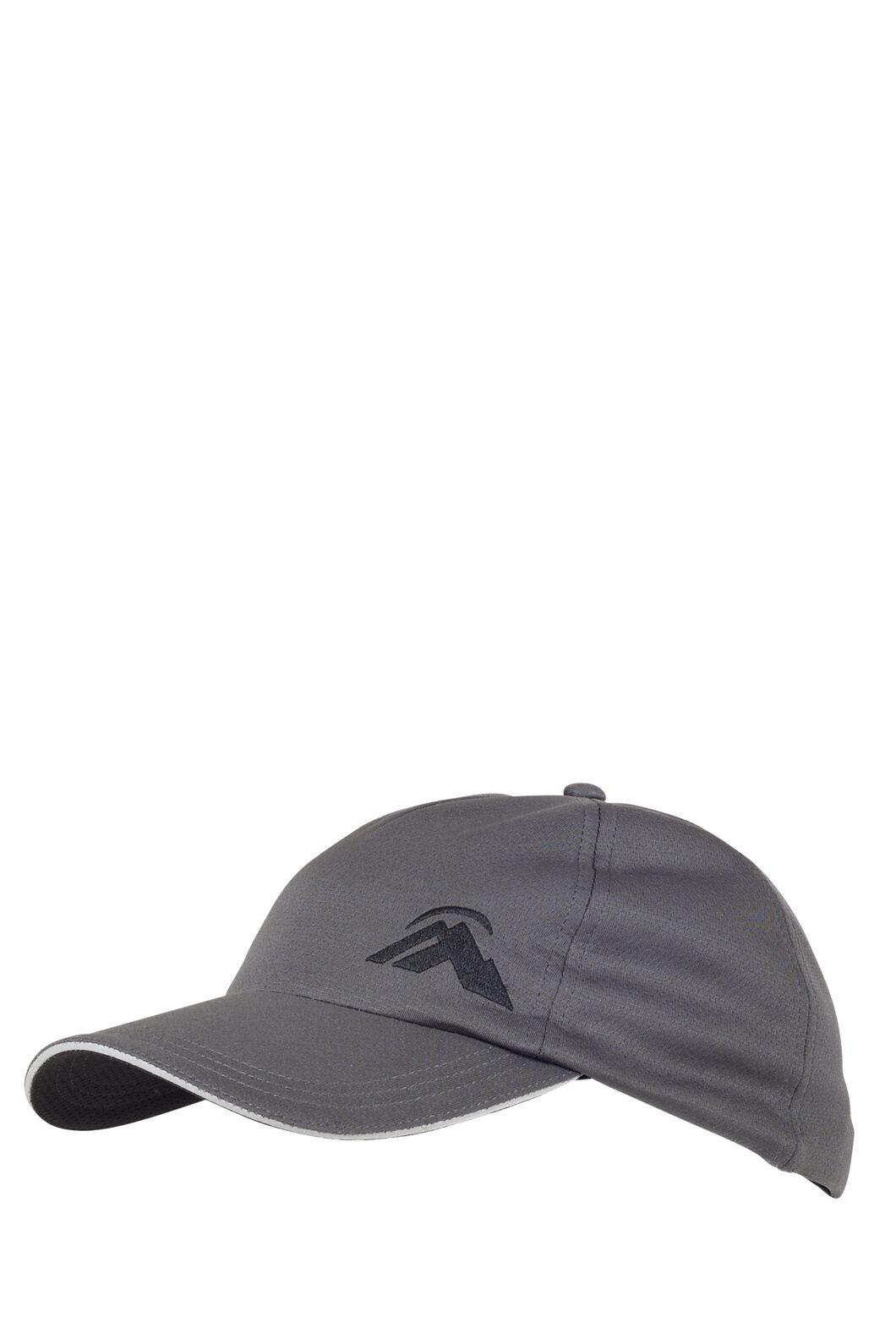 Macpac Trail Cap, Grey, hi-res