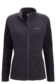 Macpac Women's Tui Polartec® Micro Fleece® Jacket, Black, hi-res