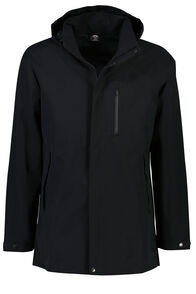 Incognito Rain Jacket - Men's, Black, hi-res