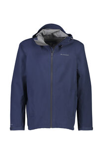 Macpac Dispatch Rain Jacket — Men's, Black Iris, hi-res