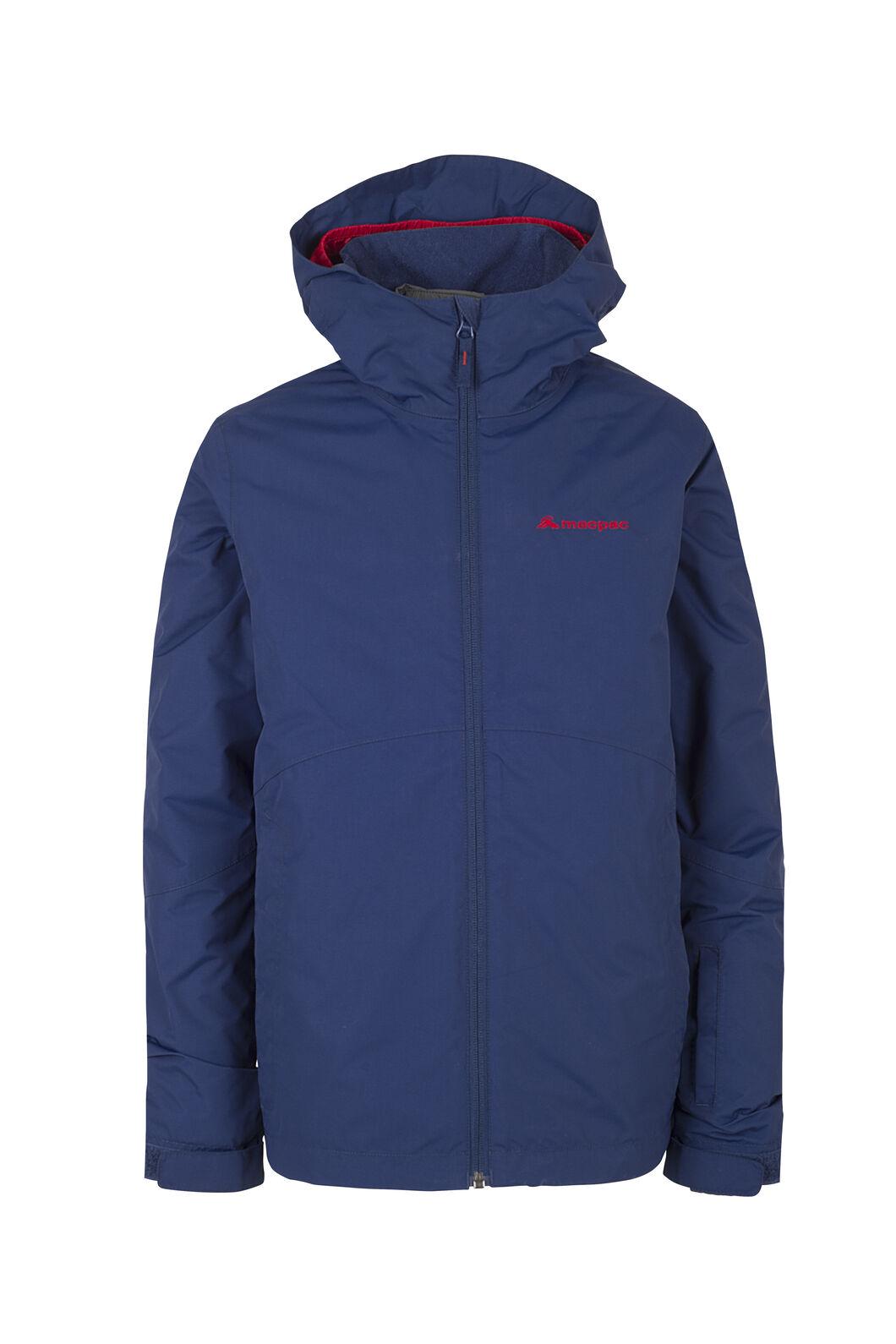 Macpac Snowdrift 3-in-1 Ski Jacket, Medieval Blue, hi-res