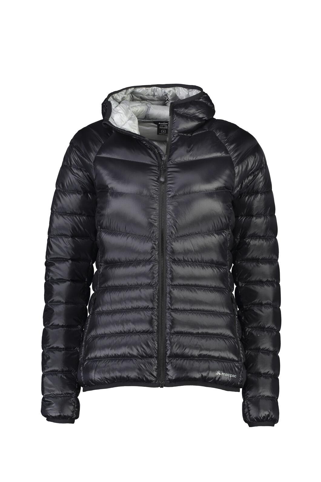 Macpac Mercury Down Jacket - Women's, Black, hi-res