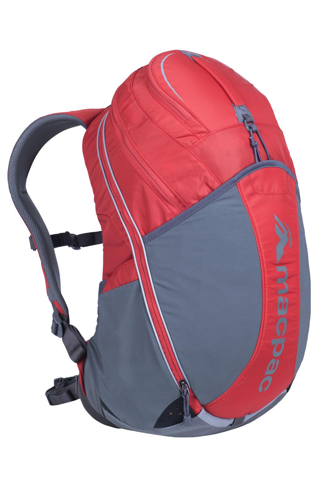 Rapaki Vented 30L Daypack, Molten Lava, hi-res
