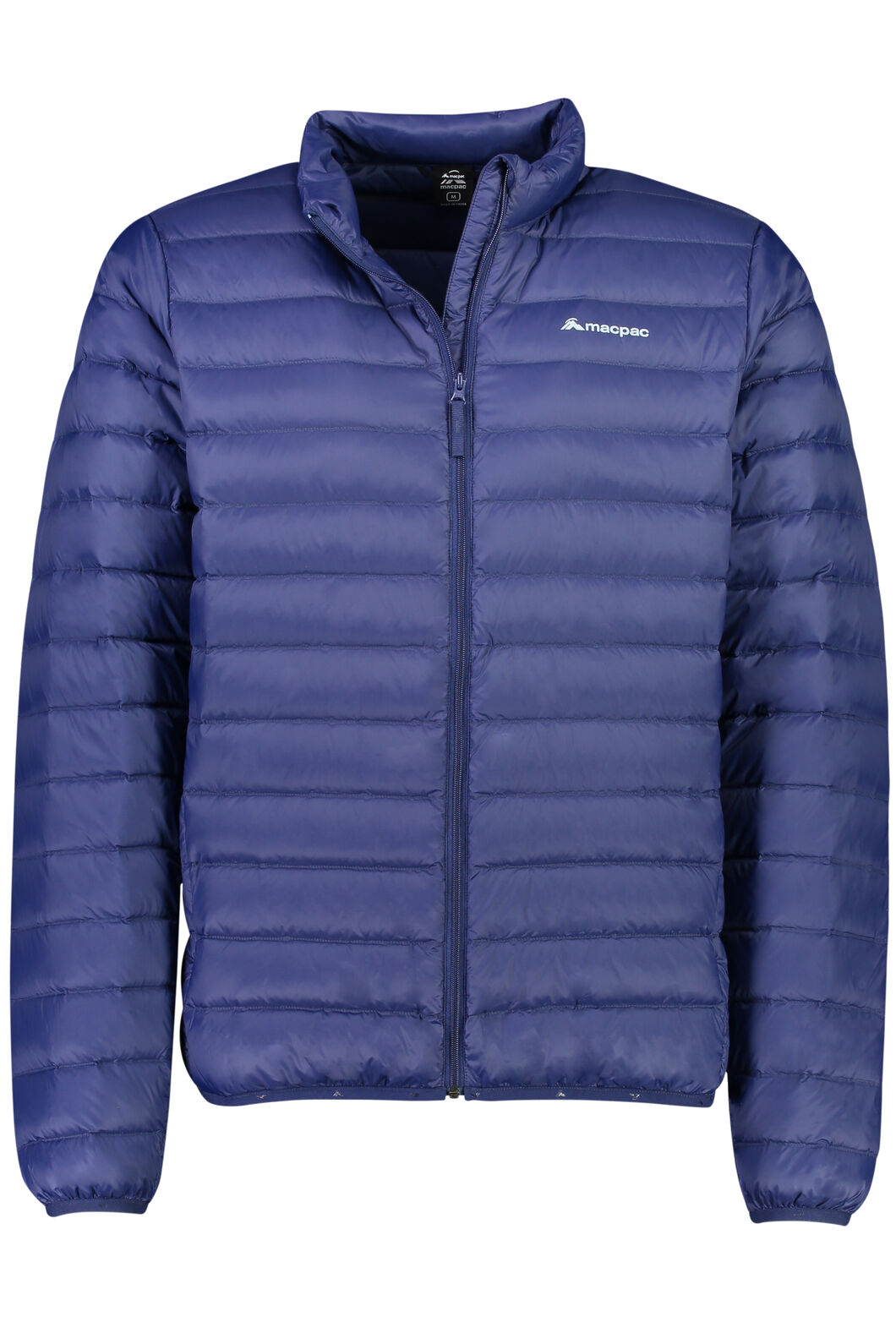 Macpac Uber Light Down Jacket - Men's, Medieval Blue, hi-res