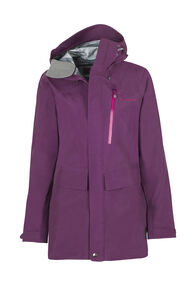 Macpac Resolution Pertex® Rain Jacket - Women's, Potent Purple, hi-res