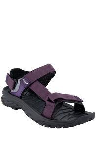 Hi-Tec Ula Raft Sandals — Women's, Shadow Purple, hi-res