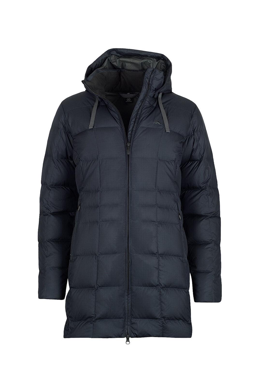 Macpac Aurora Down Coat — Women's, Carbon, hi-res