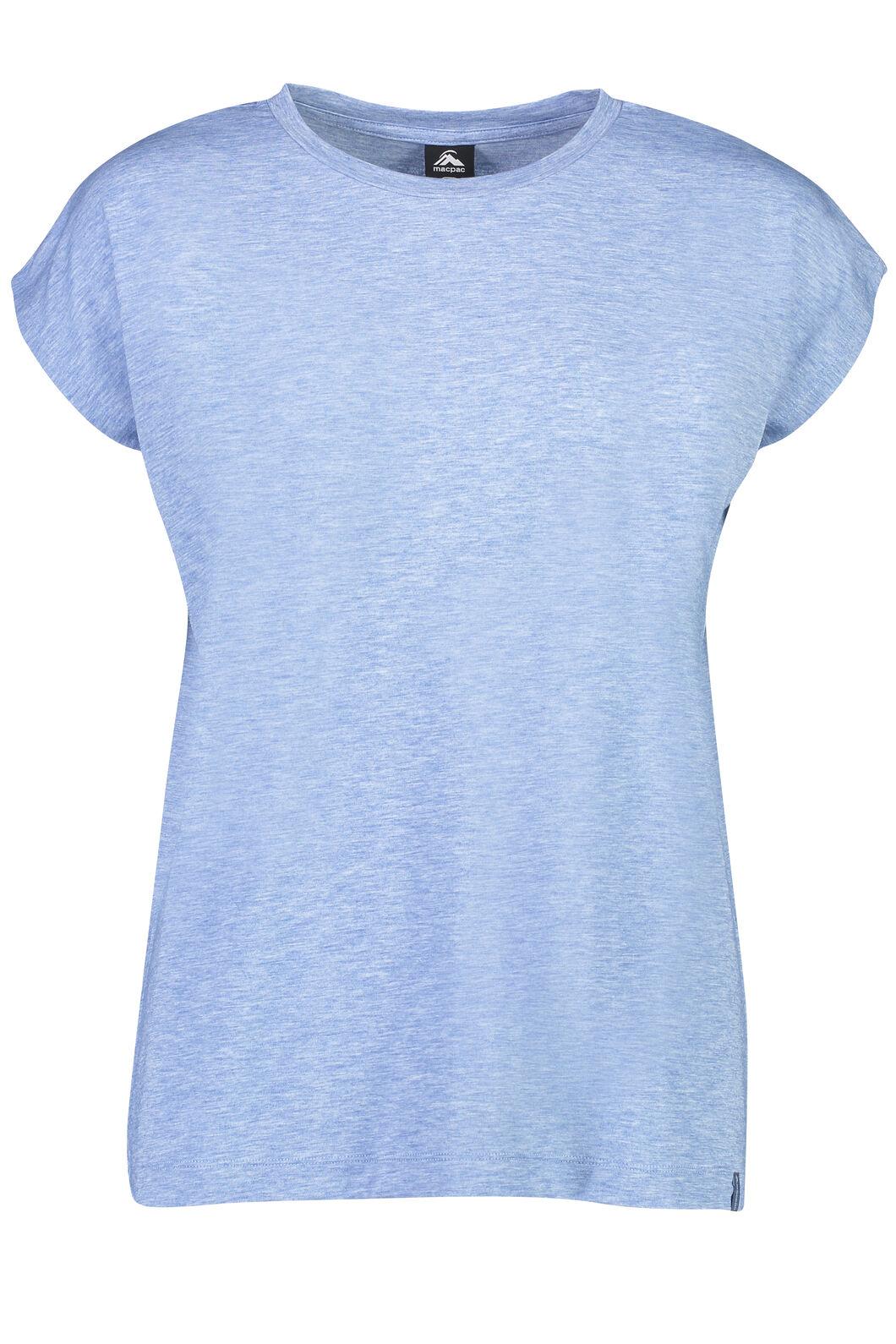 Horizon Tee - Women's, Bright Cobalt, hi-res