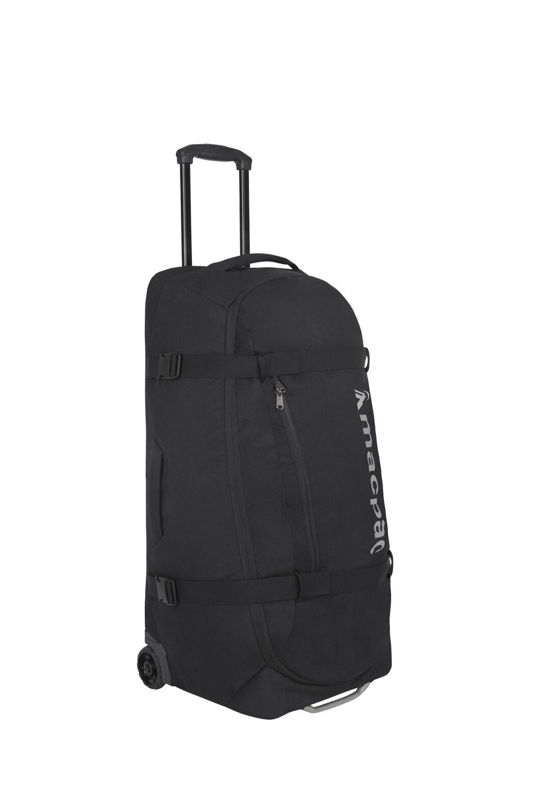 Macpac Global 55L Travel Bag, Black, hi-res