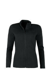 Macpac Brunner 390 Merino Jacket - Women's, Black, hi-res