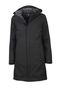 Macpac Element Three-In-One Coat — Women's, Black, hi-res