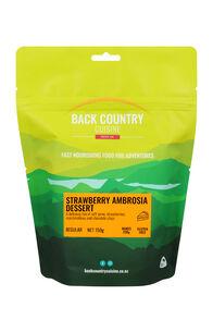 Back Country Strawberry Ambrosia Dessert — Regular Serve, None, hi-res