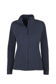 Macpac Kea Polartec® Micro Fleece® Jacket - Women's, Mood Indigo, hi-res