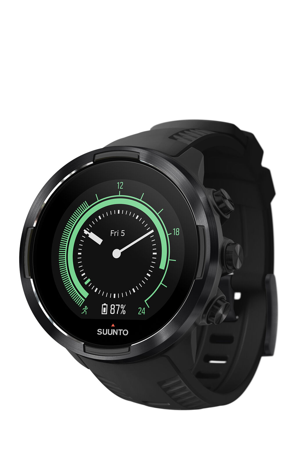 Suunto 9 Baro Multisport Watch, Black, hi-res