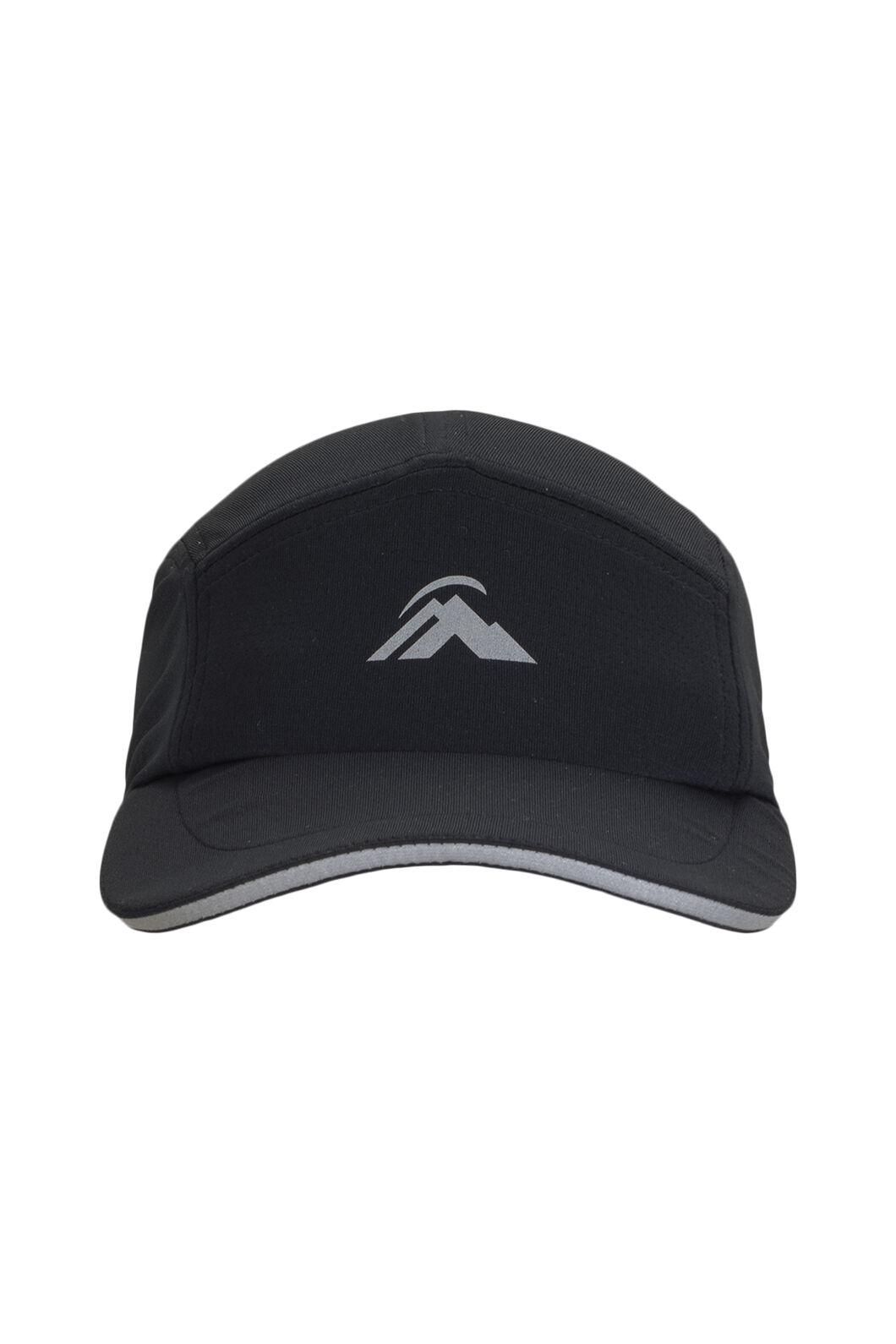 Macpac Eyre Active Cap, True Black, hi-res