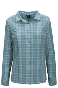 Macpac Eclipse Long Sleeve Shirt — Women's, Canton, hi-res