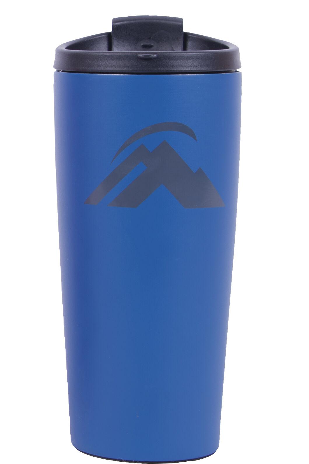 Macpac Stainless Steel Coffee Mug, Navy, hi-res