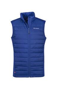 Macpac Strider Hybrid PrimaLoft® Vest — Men's, Blueprint, hi-res
