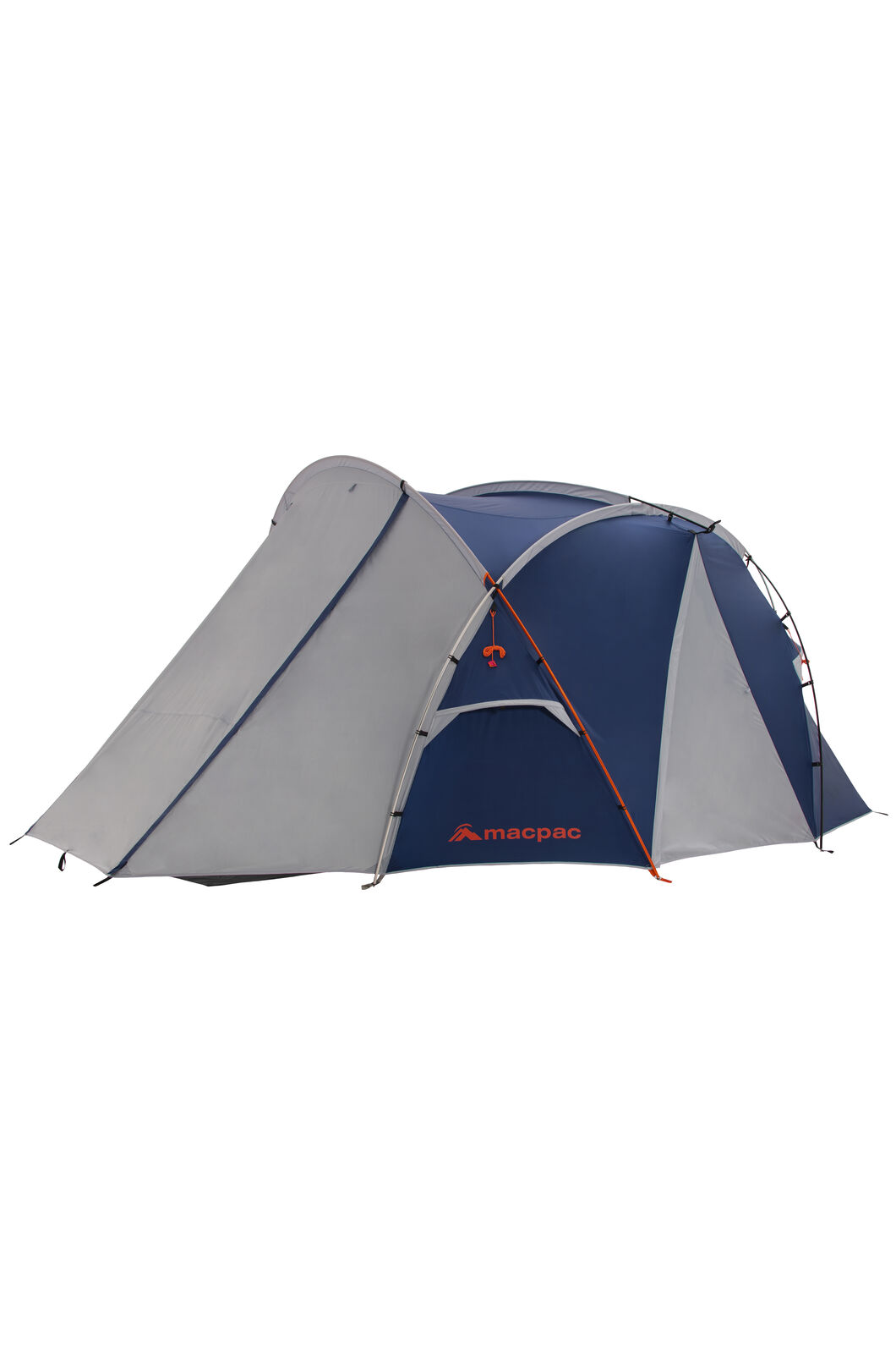 Macpac Solstice Six Person Family Camping Tent, Navy, hi-res