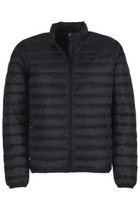 Macpac Uber Light Down Jacket - Men's, Black, hi-res