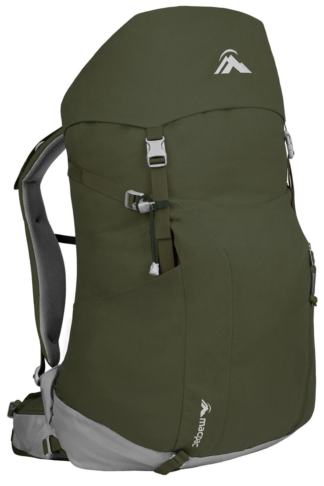 Macpac Weka 40L AzTec® Pack, Forest Night, hi-res