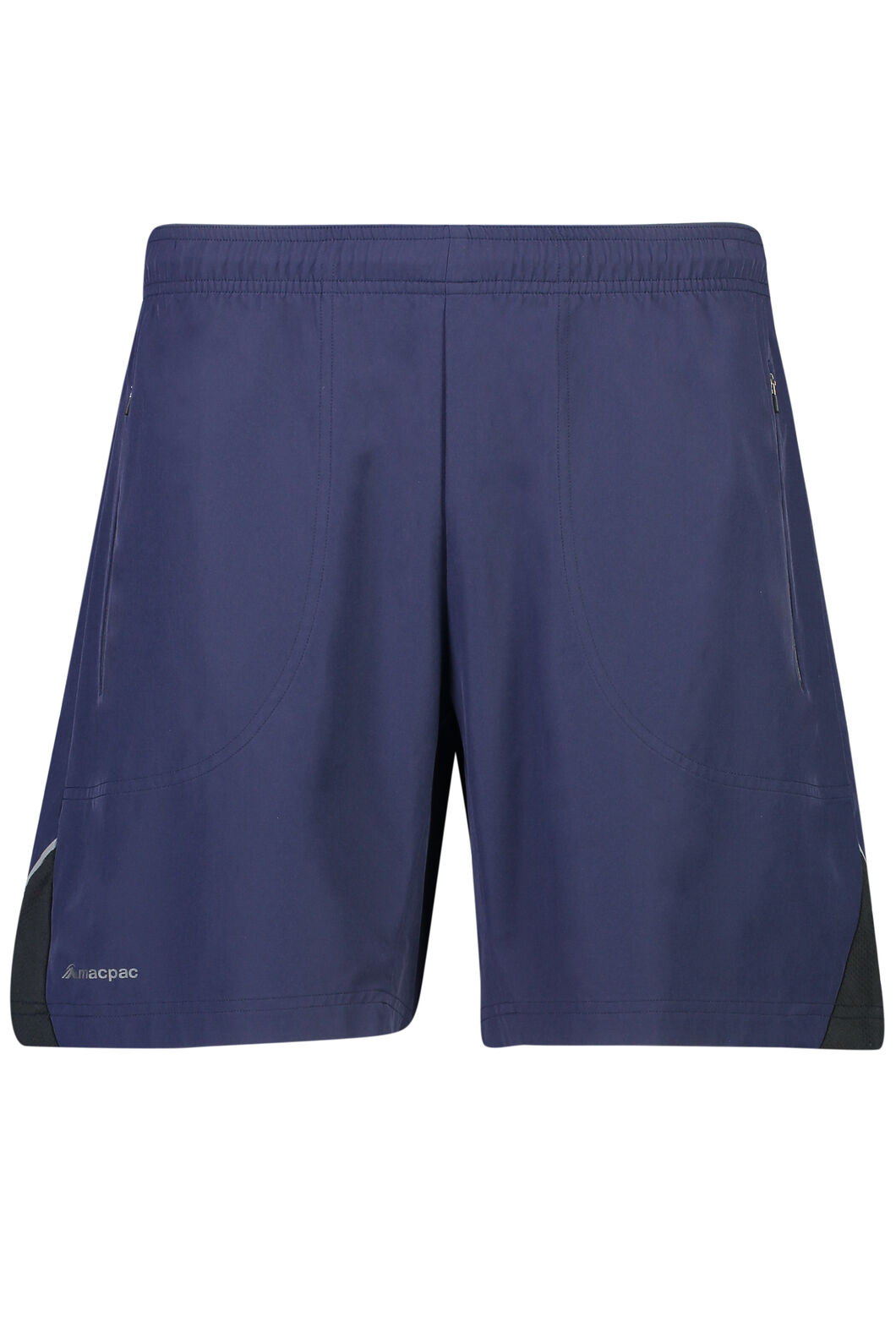 Macpac Fast Track Shorts - Men's, Black Iris, hi-res