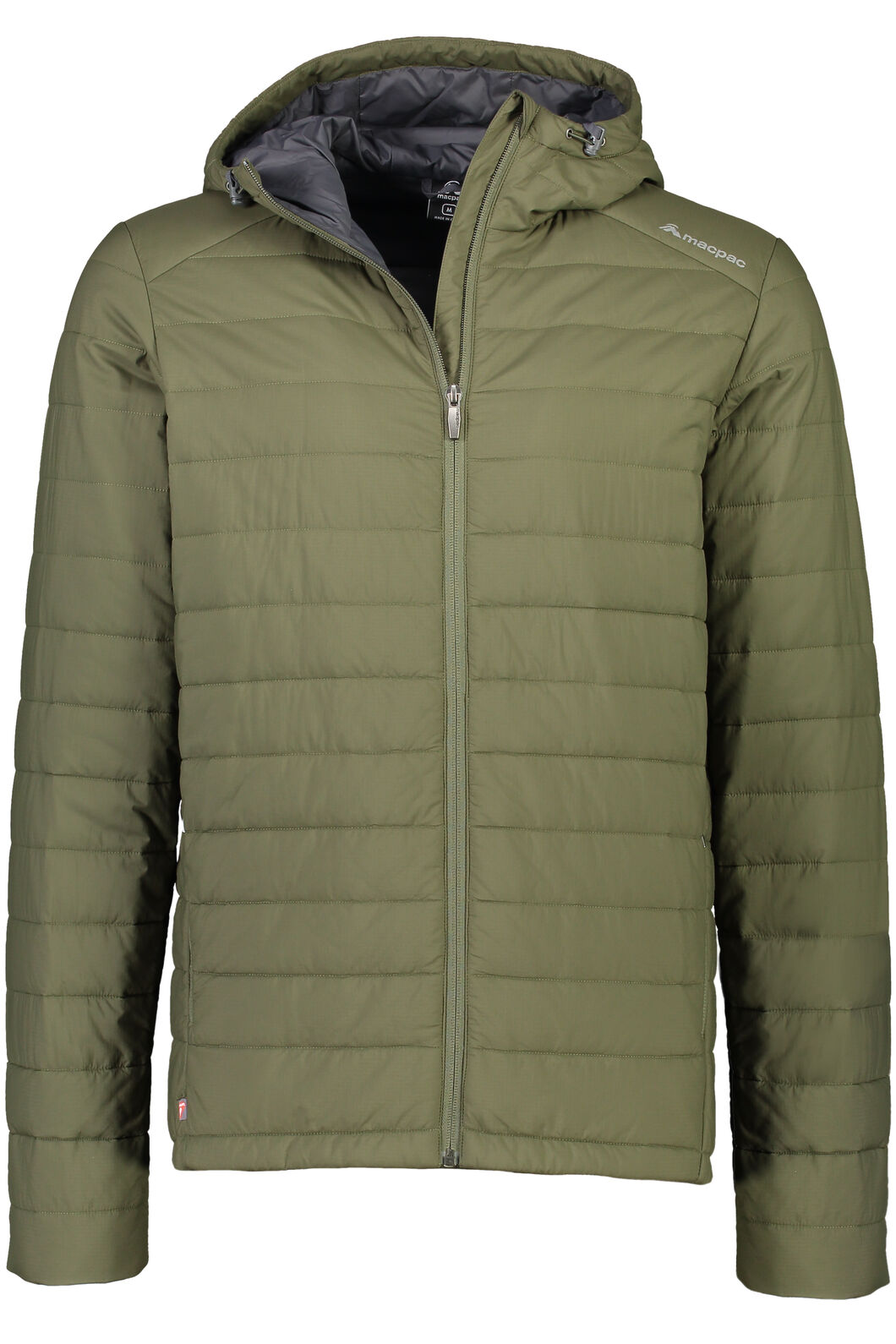 Macpac ETA PrimaLoft® Jacket - Men's, Grape Leaf, hi-res