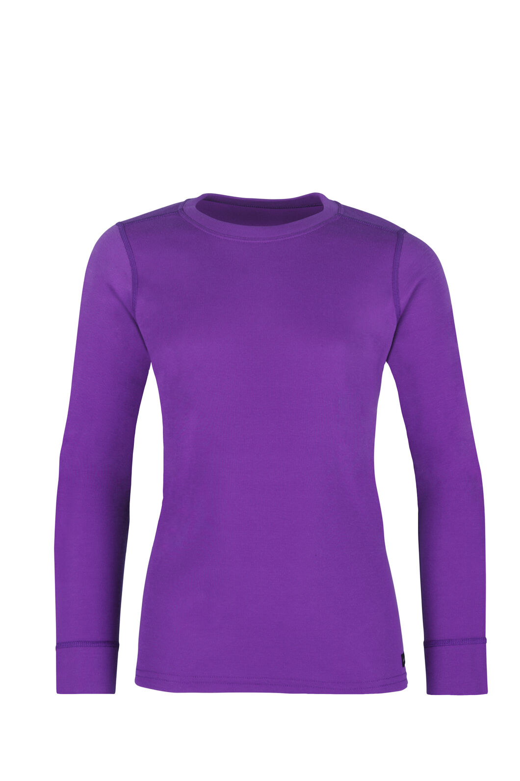 Macpac Geothermal Long Sleeve Top - Kids', Dahlia, hi-res