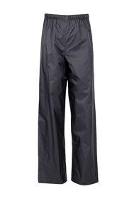 Macpac Jetstream Rain Pants - Women's, Black, hi-res