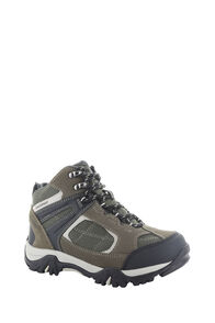 Hi-Tec Altitude VI Lite WP Boots — Kids', DarkTaupe/OliveNight/WarmGrey, hi-res