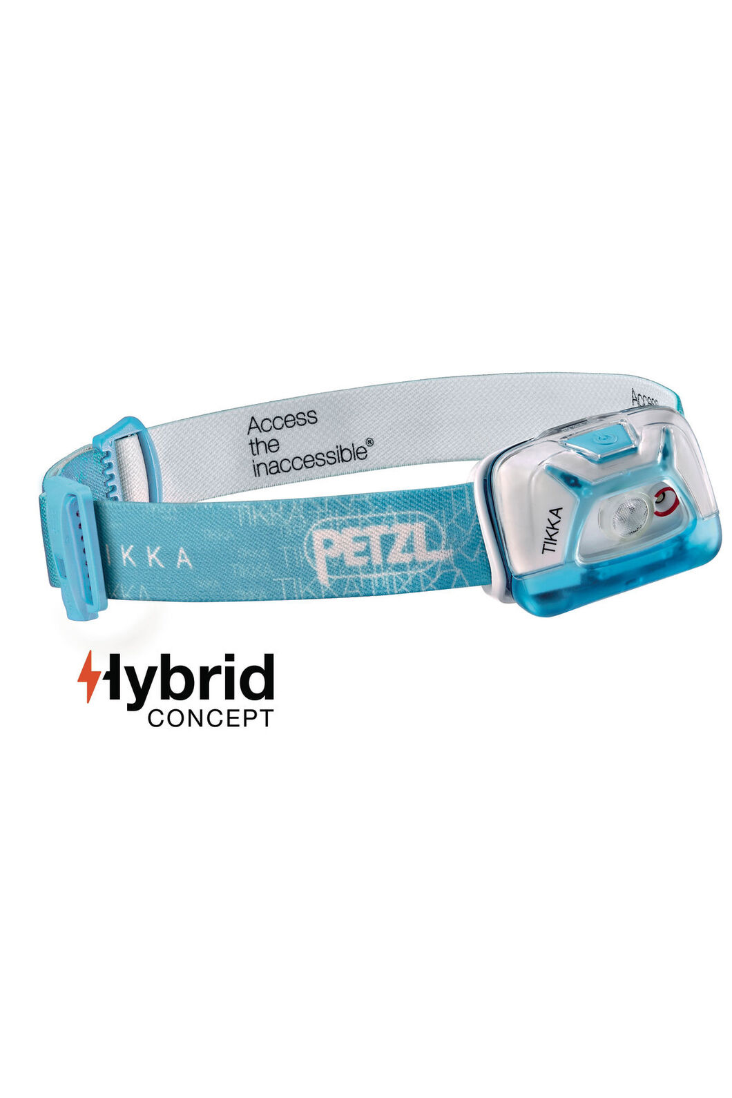 Petzl Tikka Headlamp, Blue, hi-res