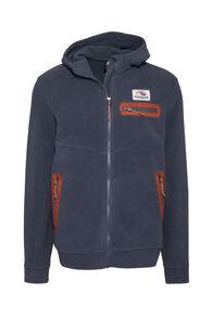 Macpac Solis Polartec® Fleece Jacket — Men's, India Ink, hi-res