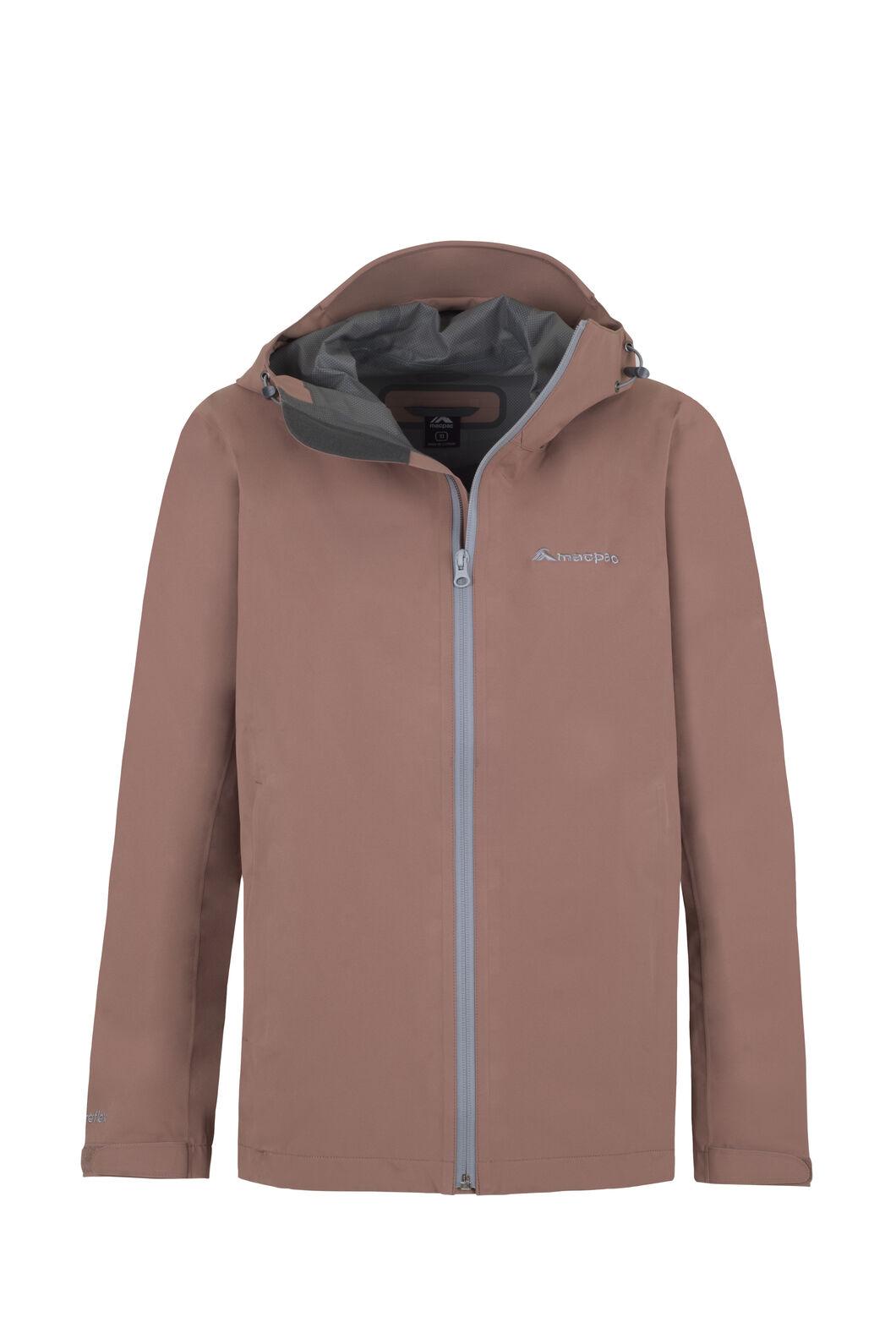 Macpac Dispatch Rain Jacket - Women's, Burlwood, hi-res