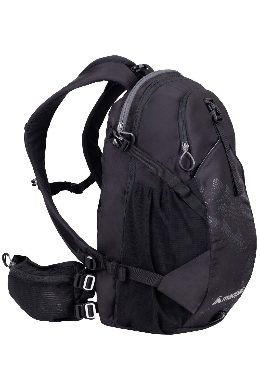 Mountain Bike 18L Pack, Black, hi-res