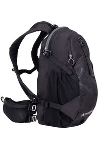 Mountain Bike 18L Pack, Black, hi-res