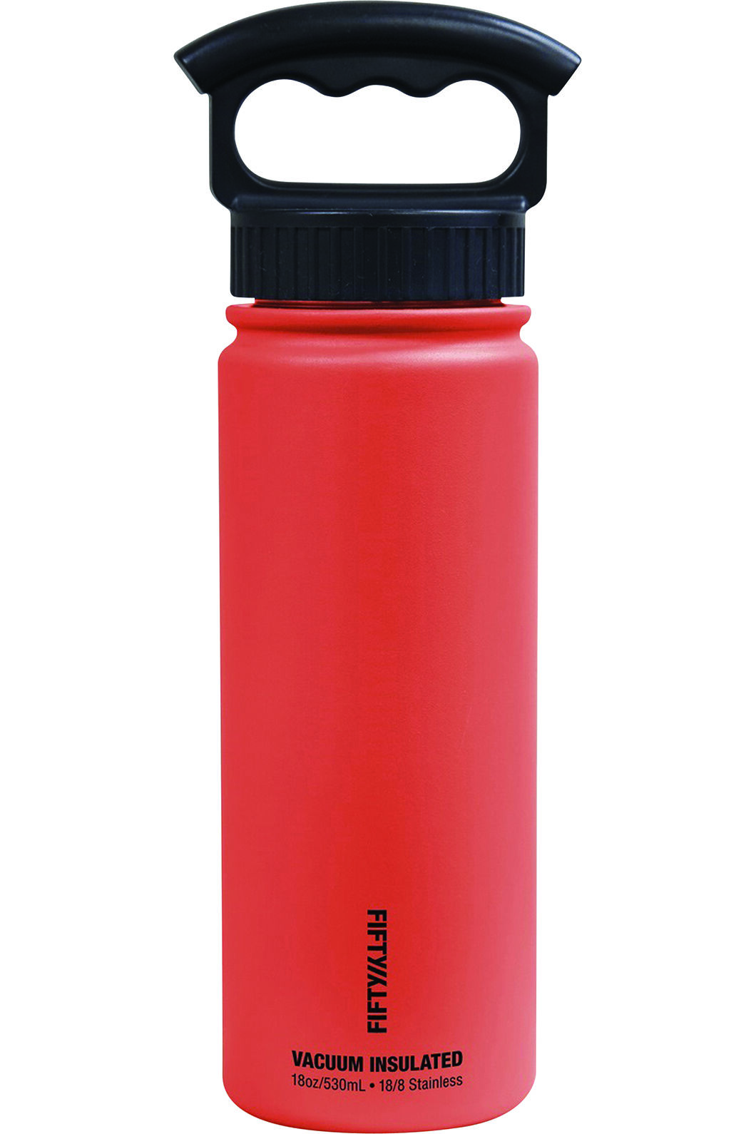 FIFTY/FIFTY® 18oz Insulated Bottle, Coral, hi-res