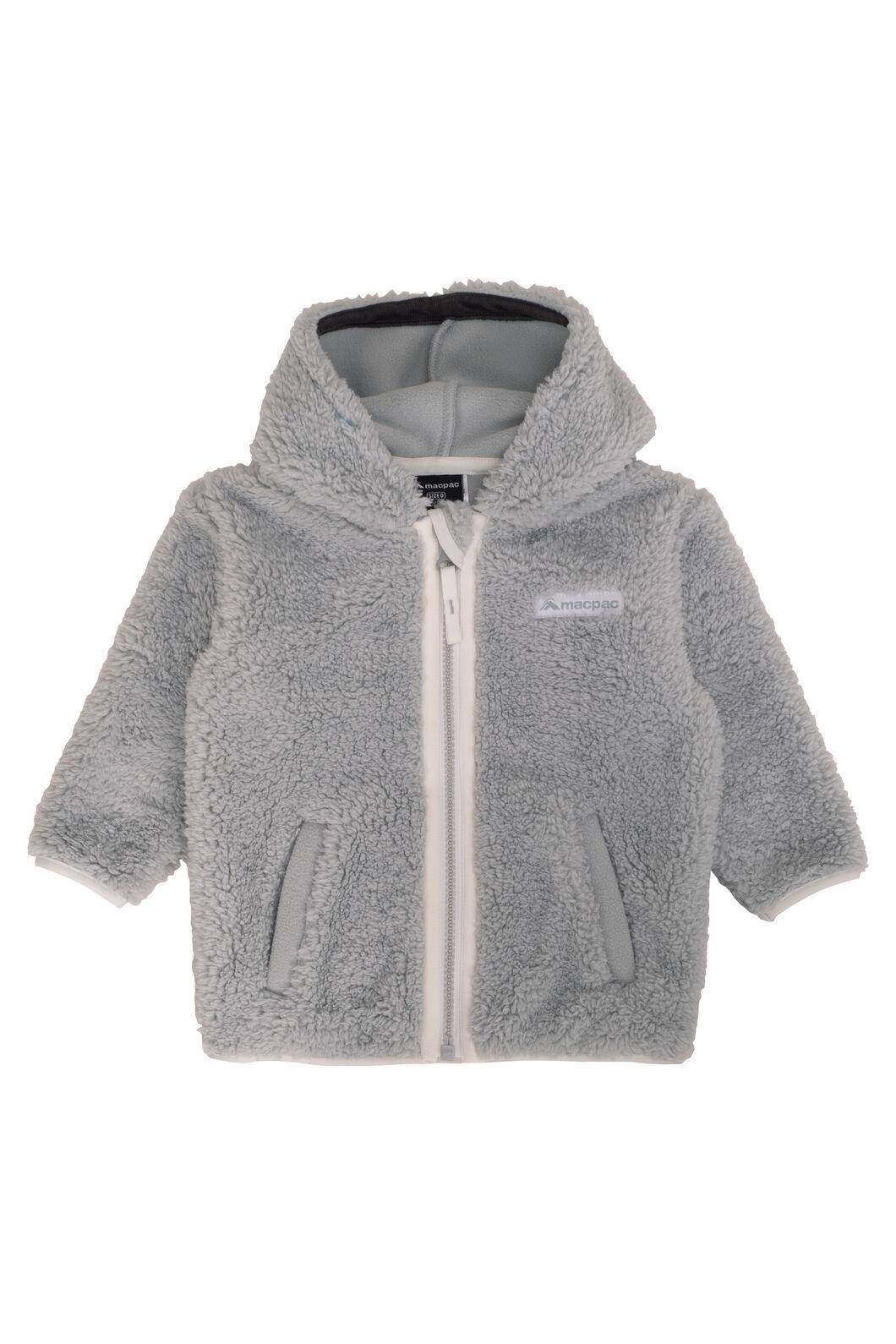 Macpac Acorn Fleece Jacket — Baby, High Rise, hi-res